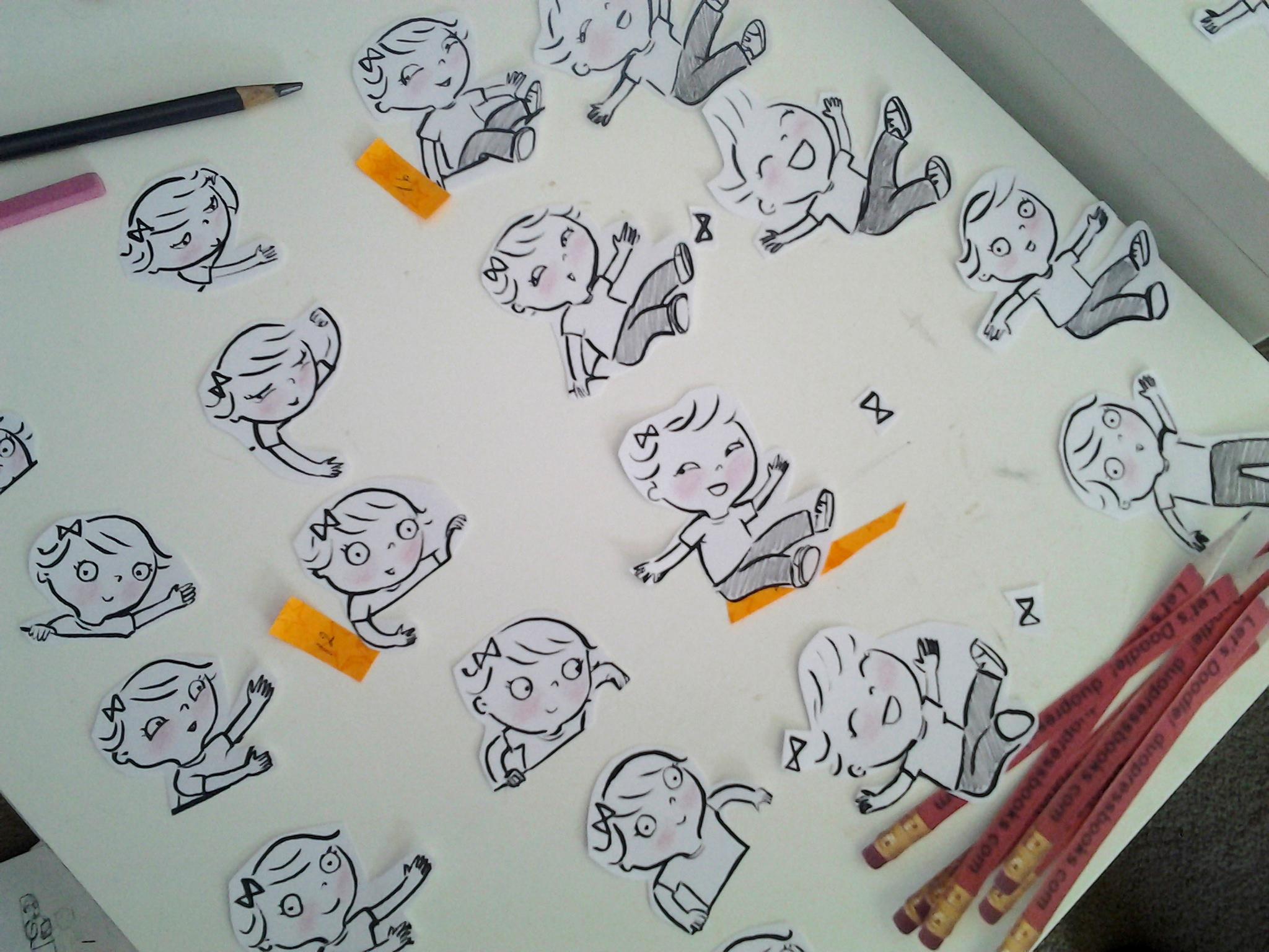 Stop Motion Animation Illustories
