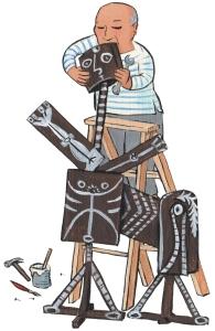 minotaur sculpture