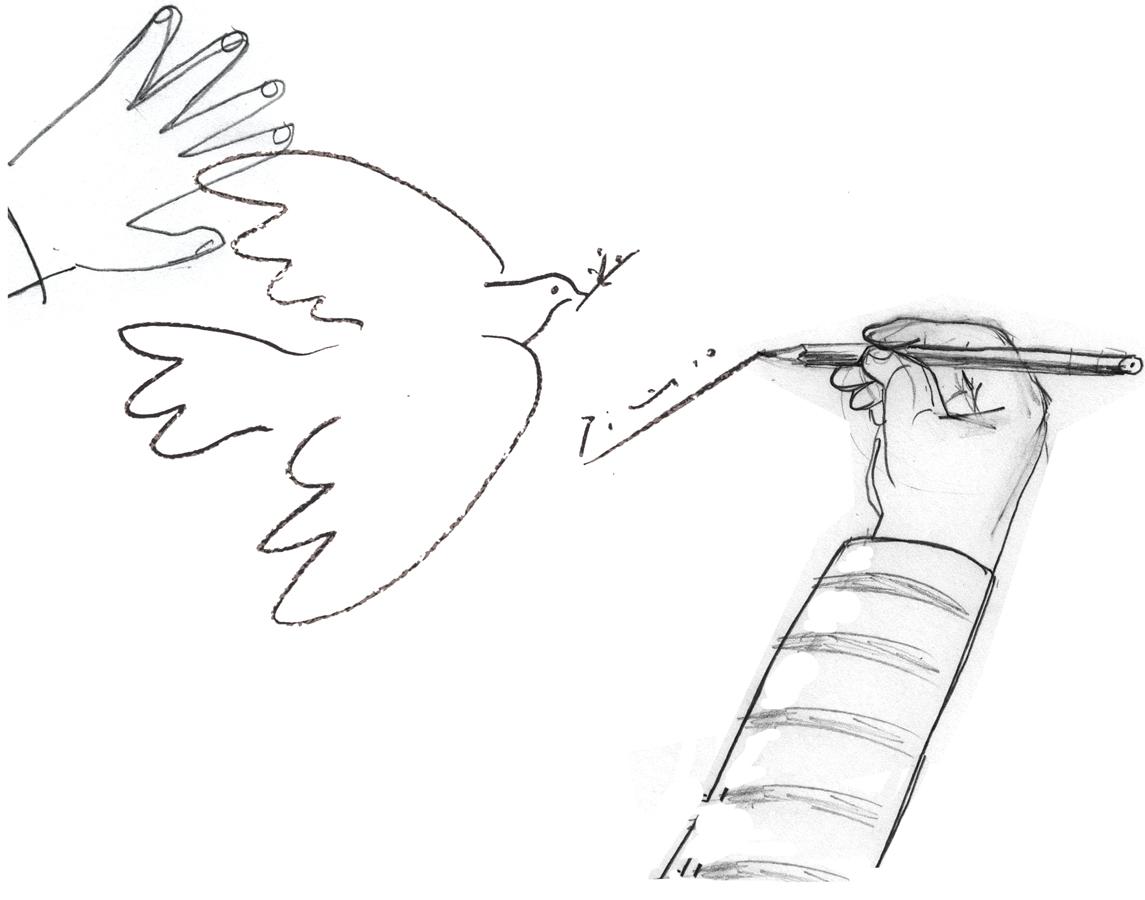 hands y dove